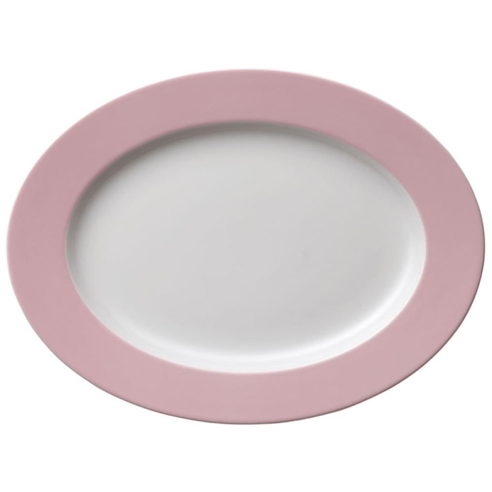 Thomas-Sunny-Day-placa-beilagenplatte-porcelana-light-pink-33-cm-12733
