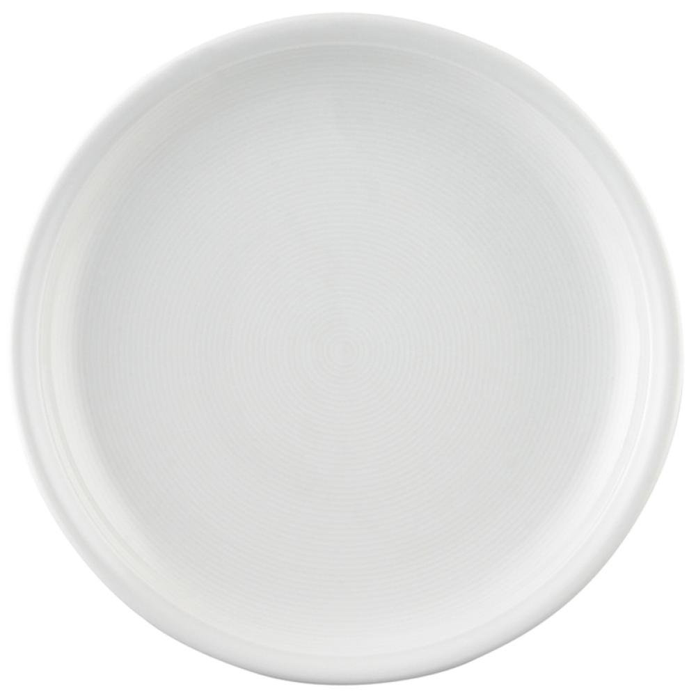 Service de Table Thomas Trend, Porcelaine Blanc Compatible Lave-Vaisselle 16 Pcs