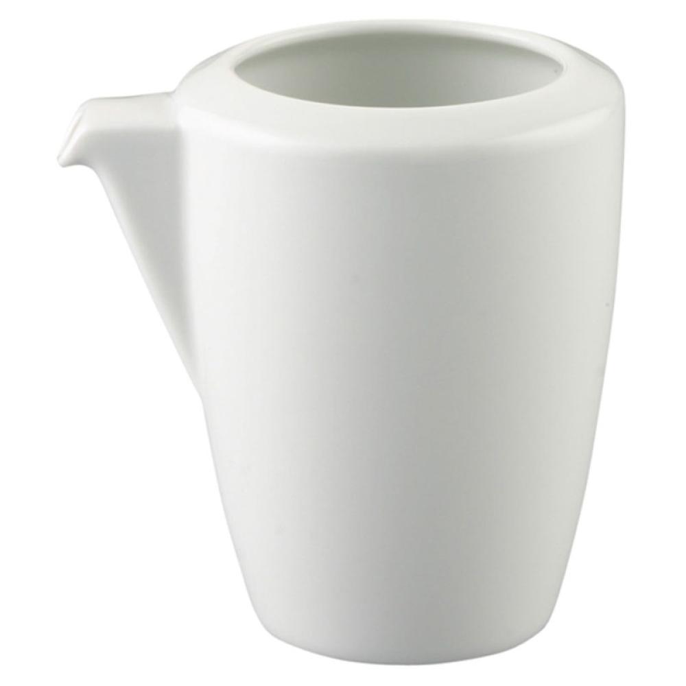 Porzellan 250 ml Milchkanne Weiß Milchkrug Thomas Vario Pure Milchkännchen
