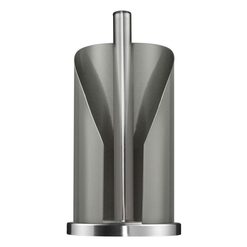 Wesco Rollenhalter Küchenrollenhalter Küchenpapierhalter Küchenhelfer Neusilber