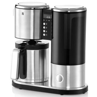 wmf lineo coffee machine with stainless steel pot and timer for 10 cups 041207011 at about. Black Bedroom Furniture Sets. Home Design Ideas