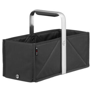 wmf basket pickup shopping basket shopping bag mini black 0665777720 at about shop. Black Bedroom Furniture Sets. Home Design Ideas