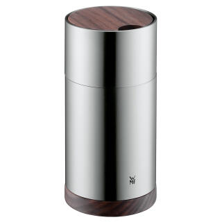 wmf salt pepper mill salt pepper shaker wood stainless. Black Bedroom Furniture Sets. Home Design Ideas