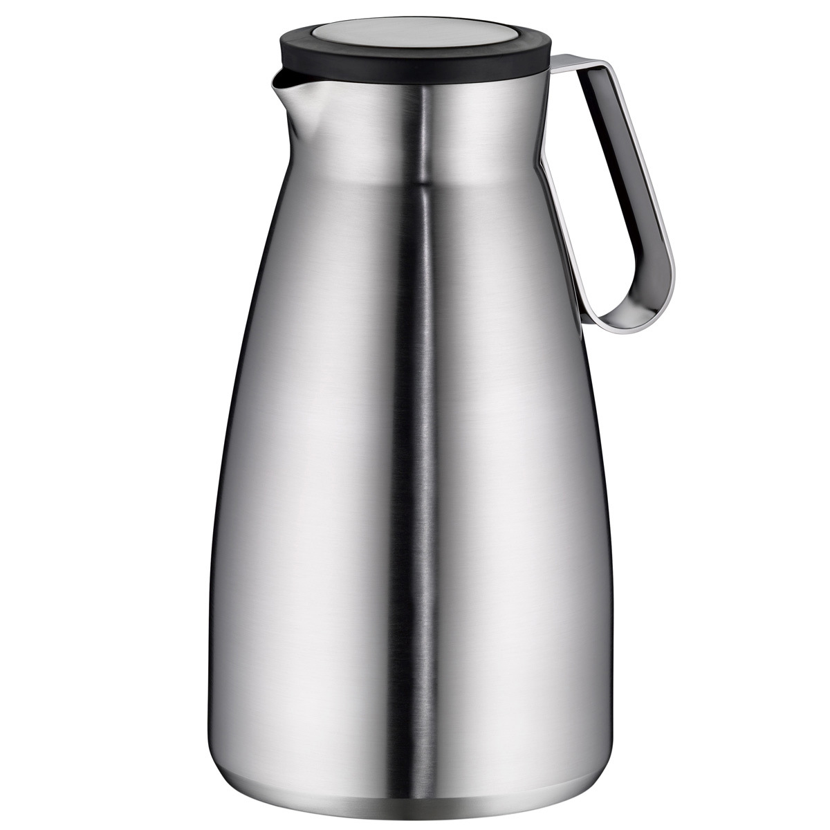 alfi vacuum carafe mokka top therm thermal carafe coffepot screw stopper stainless steel 1. Black Bedroom Furniture Sets. Home Design Ideas