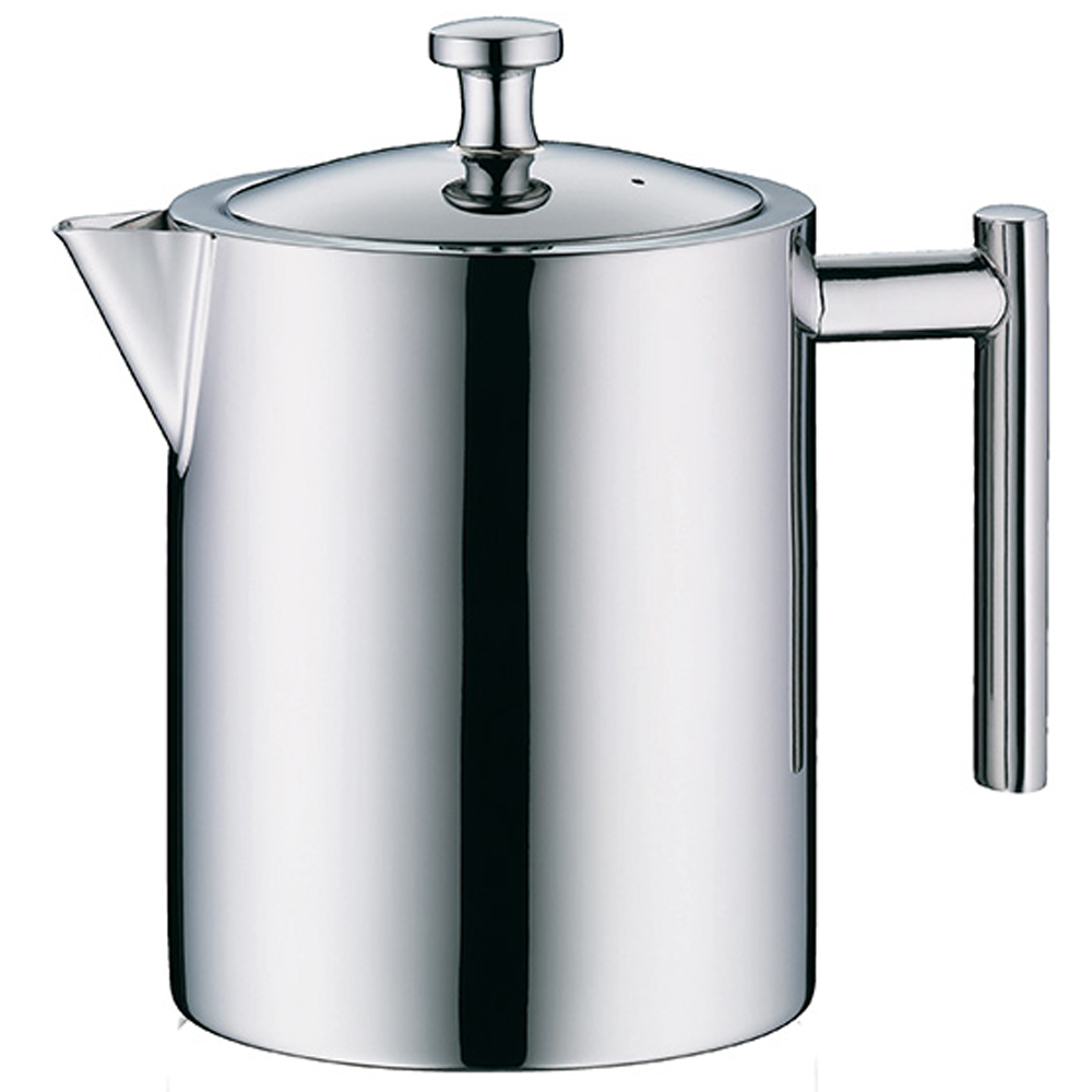 alfi teapot with integrated stainless steel strainer. Black Bedroom Furniture Sets. Home Design Ideas