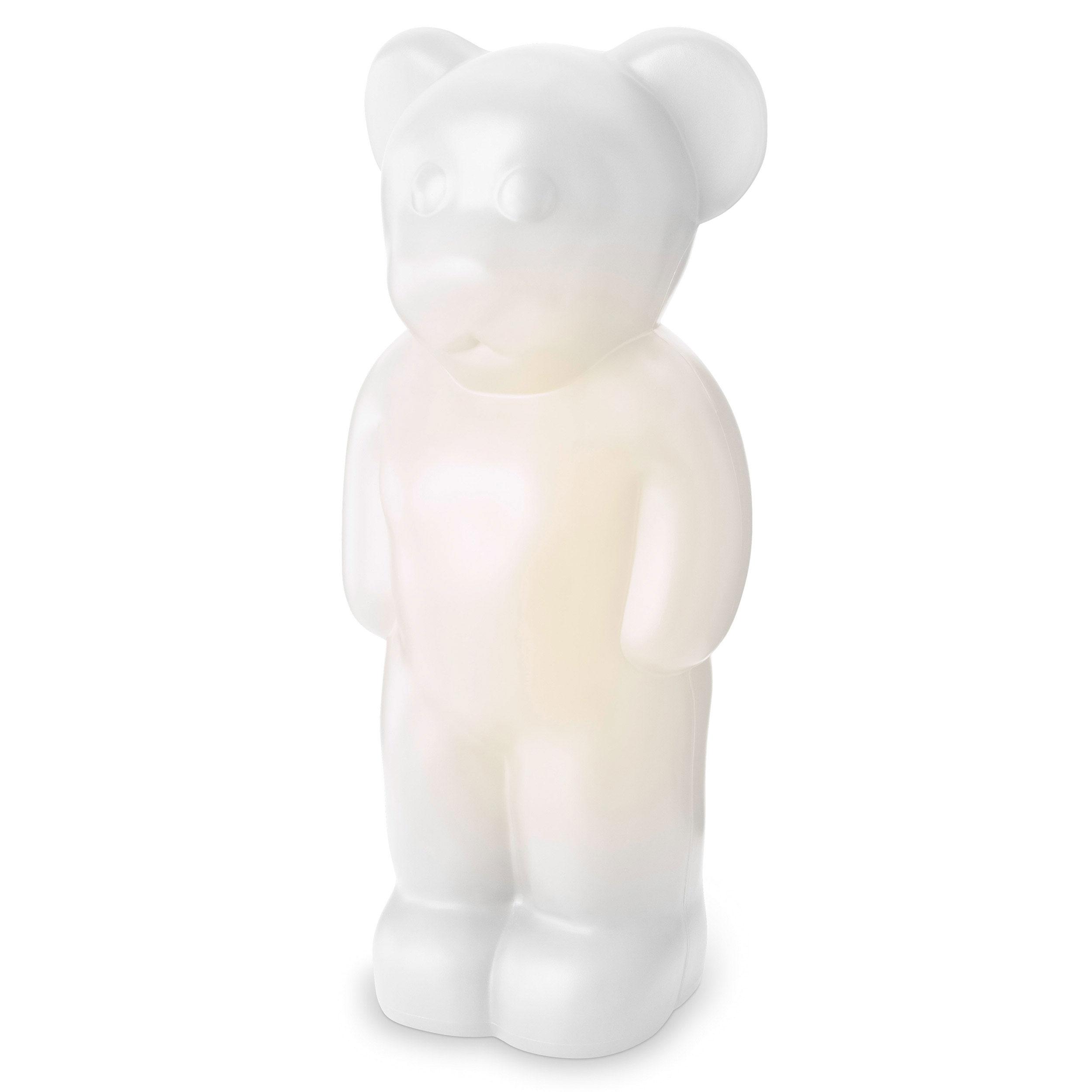 Picture of: Authentics Lumibar Indoor Light Decoration Lamp Gummy Bear Optik White 523756 At About Tea De Shop