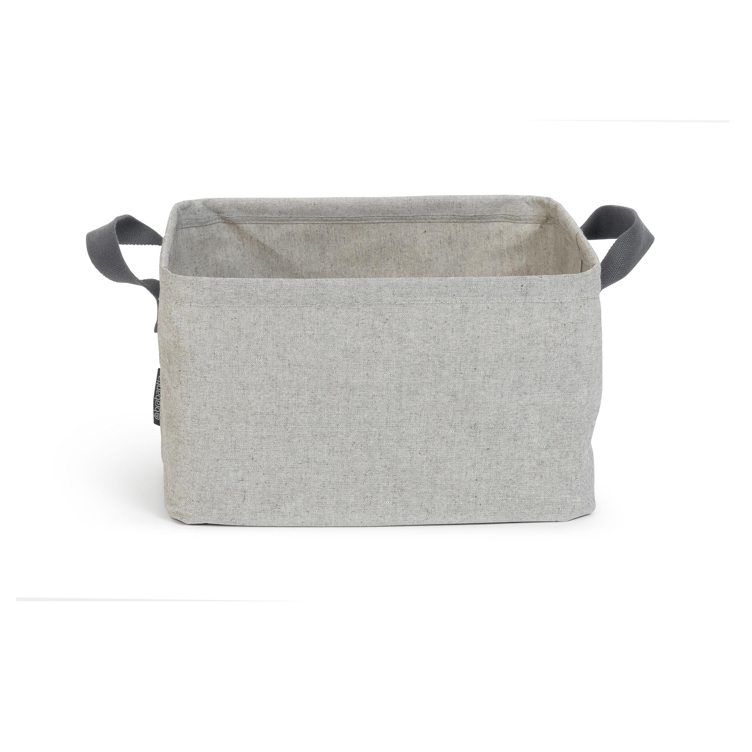 Grau 102363 Wäschenetz für die Wäschebox 50-60 L Brabantia Ersatz Wäschesack