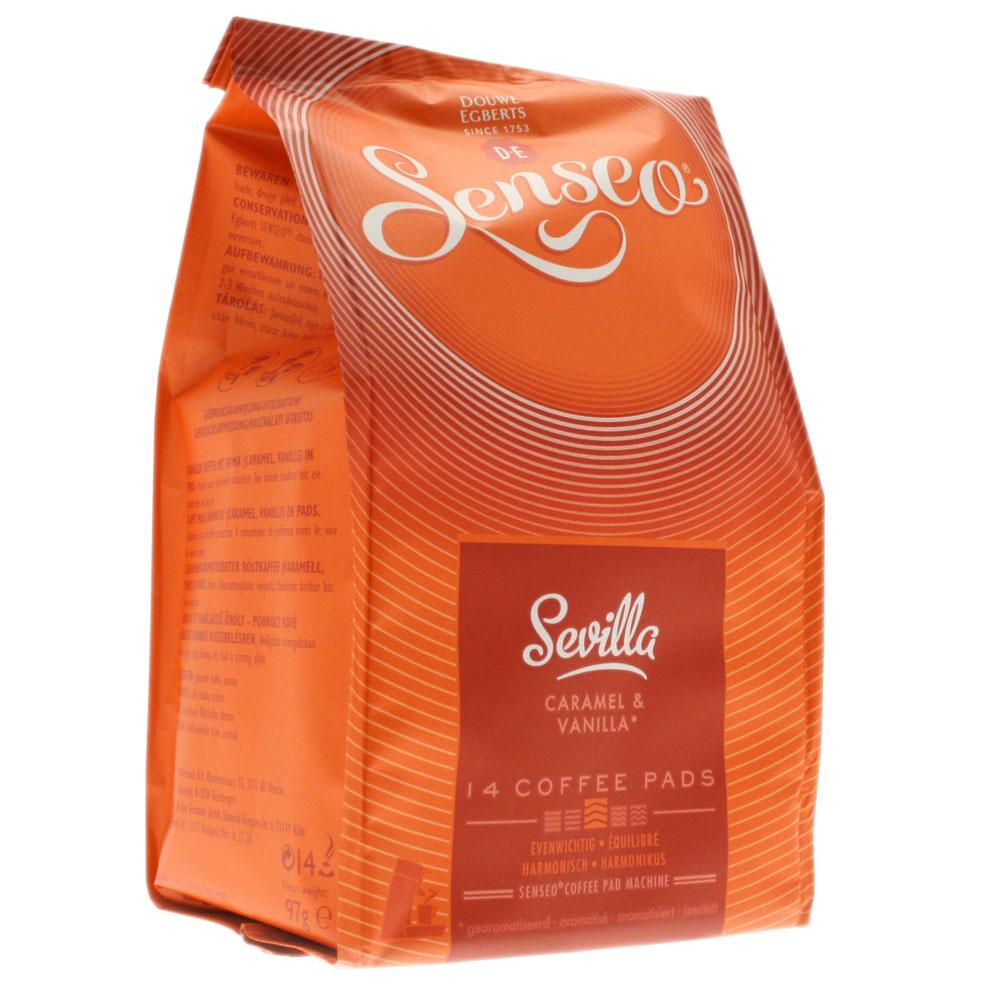 Senseo Sevilla Caramel Amp Vanilla New Design 14 Coffee