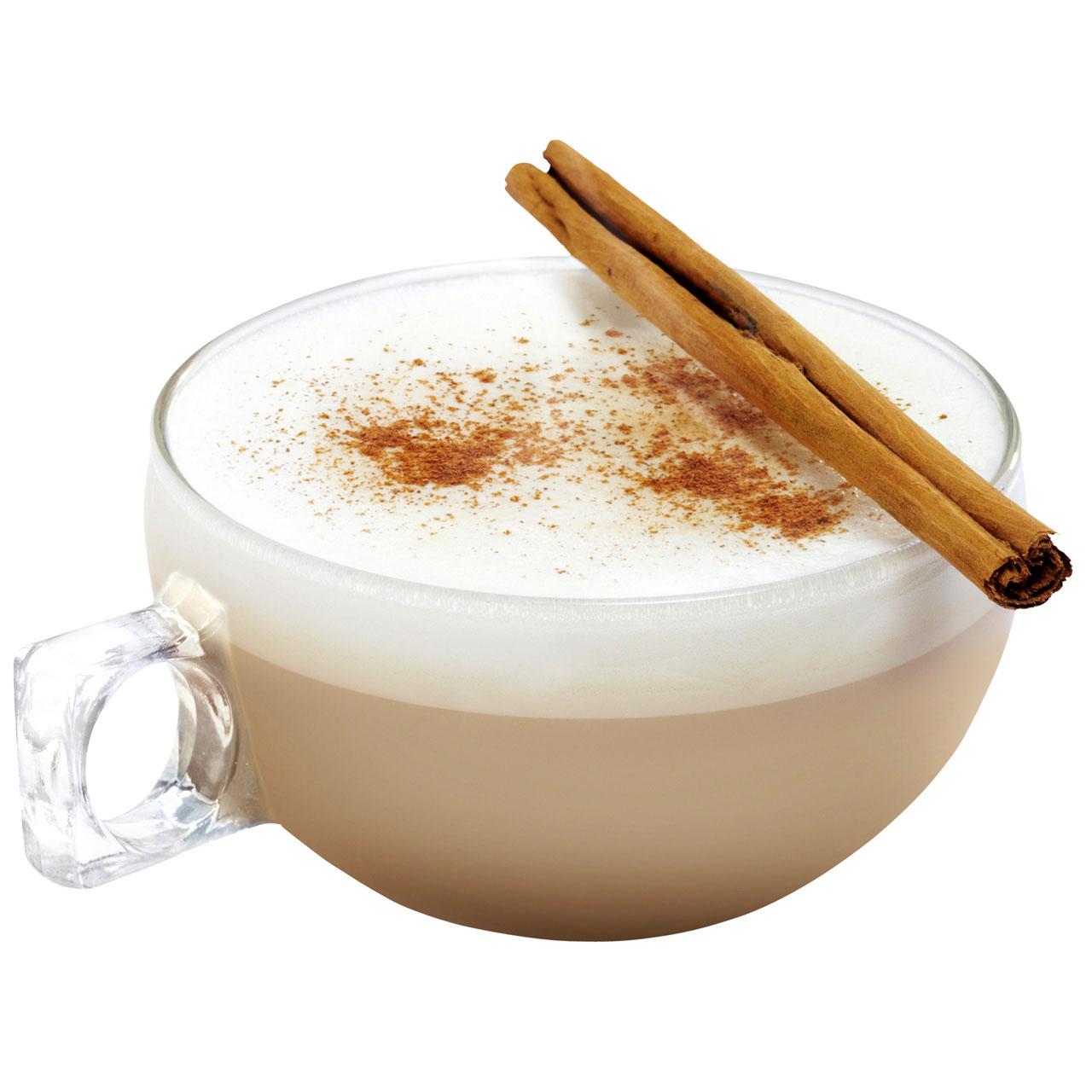 Nescafé Dolce Gusto Chai Tea Latte Glass, With Saucer