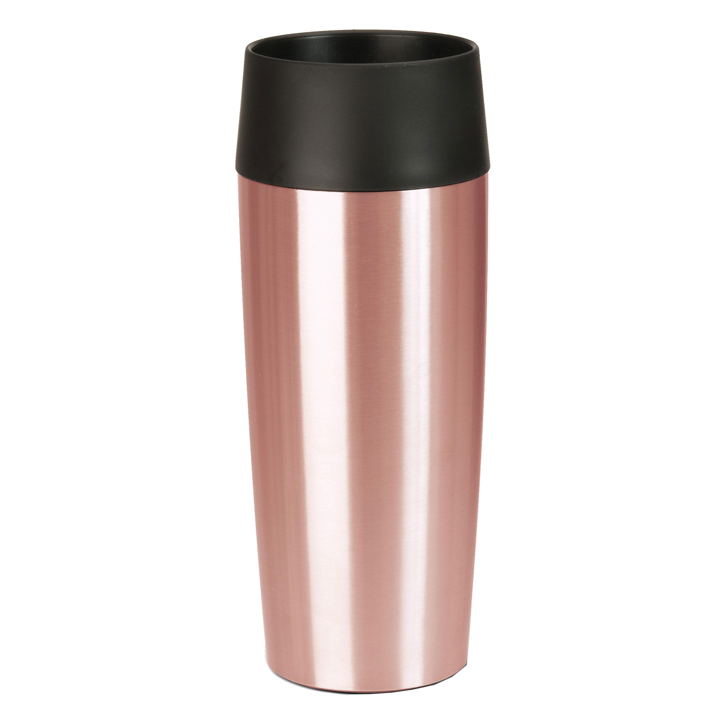 Rose Gold Travel Mug