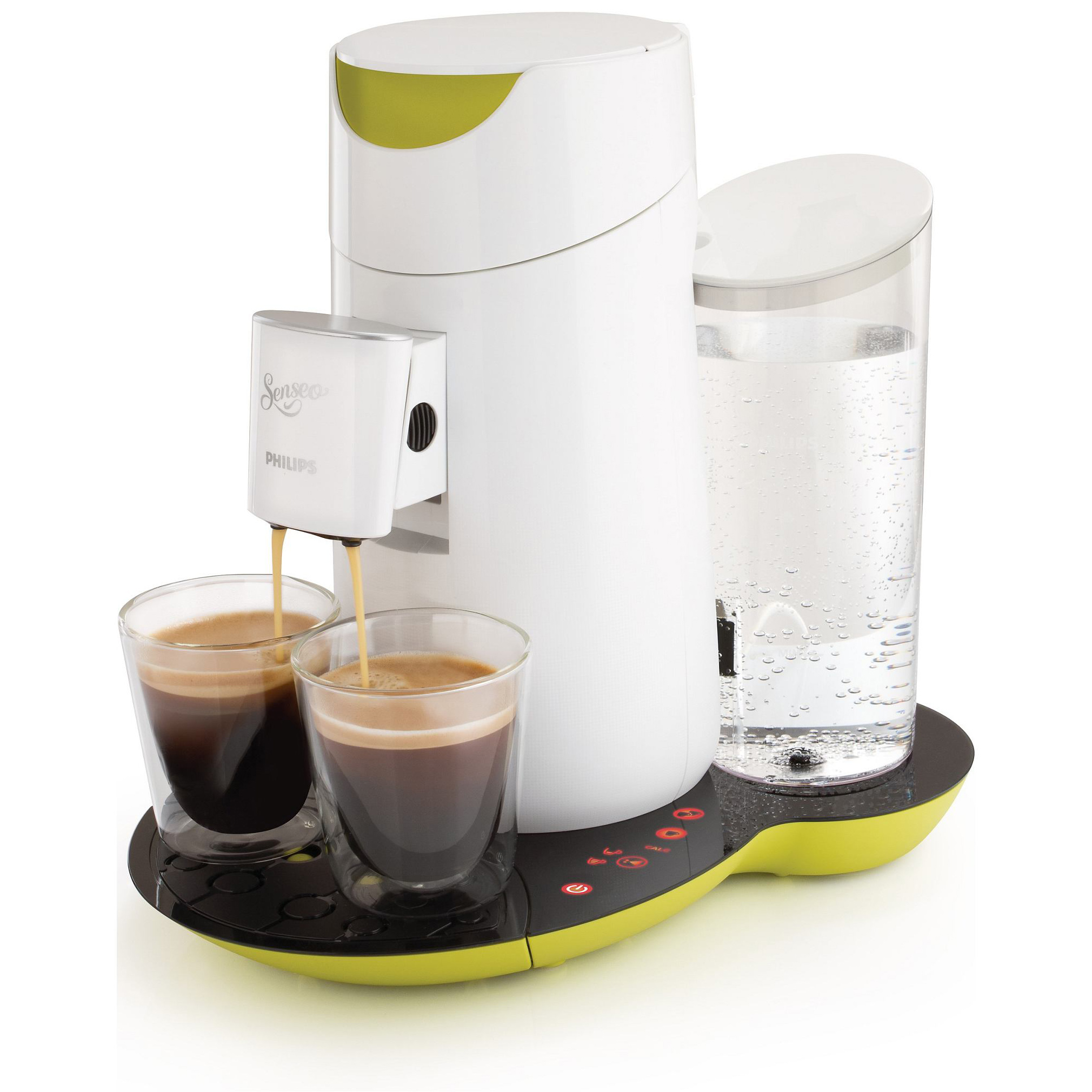 philips senseo twist coffee pod machine hd7870 10 lime yellow white at about shop. Black Bedroom Furniture Sets. Home Design Ideas
