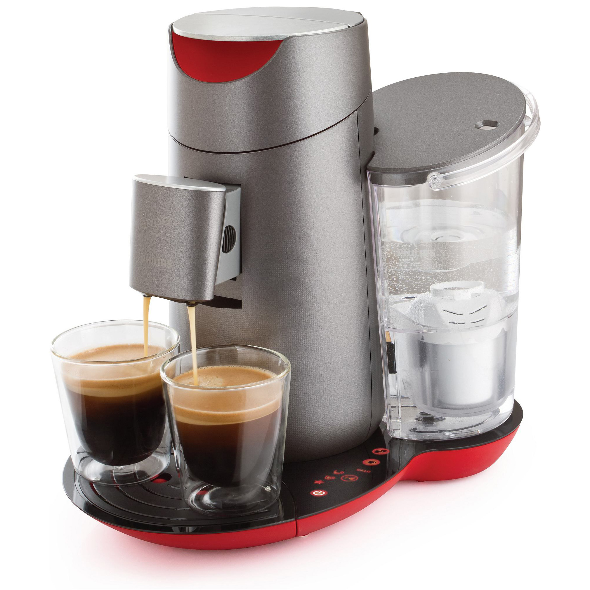 philips senseo twist coffee pod machine hd7873 50 chinese fire platinum at about shop. Black Bedroom Furniture Sets. Home Design Ideas
