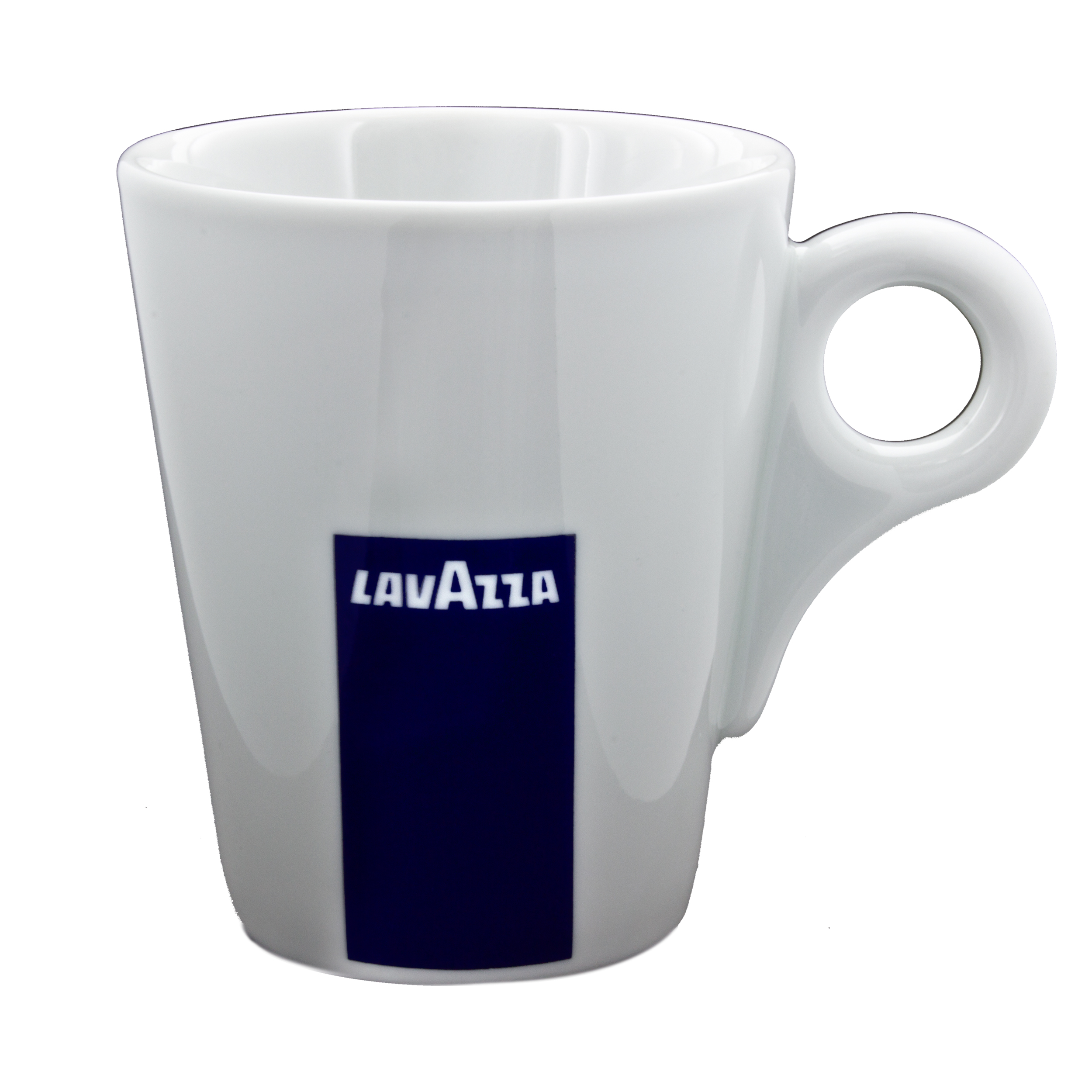Coffee CupSet Shop At Collection 6MugPorcelainWhite350ml Blu Of Lavazza About 0mvwN8nyO