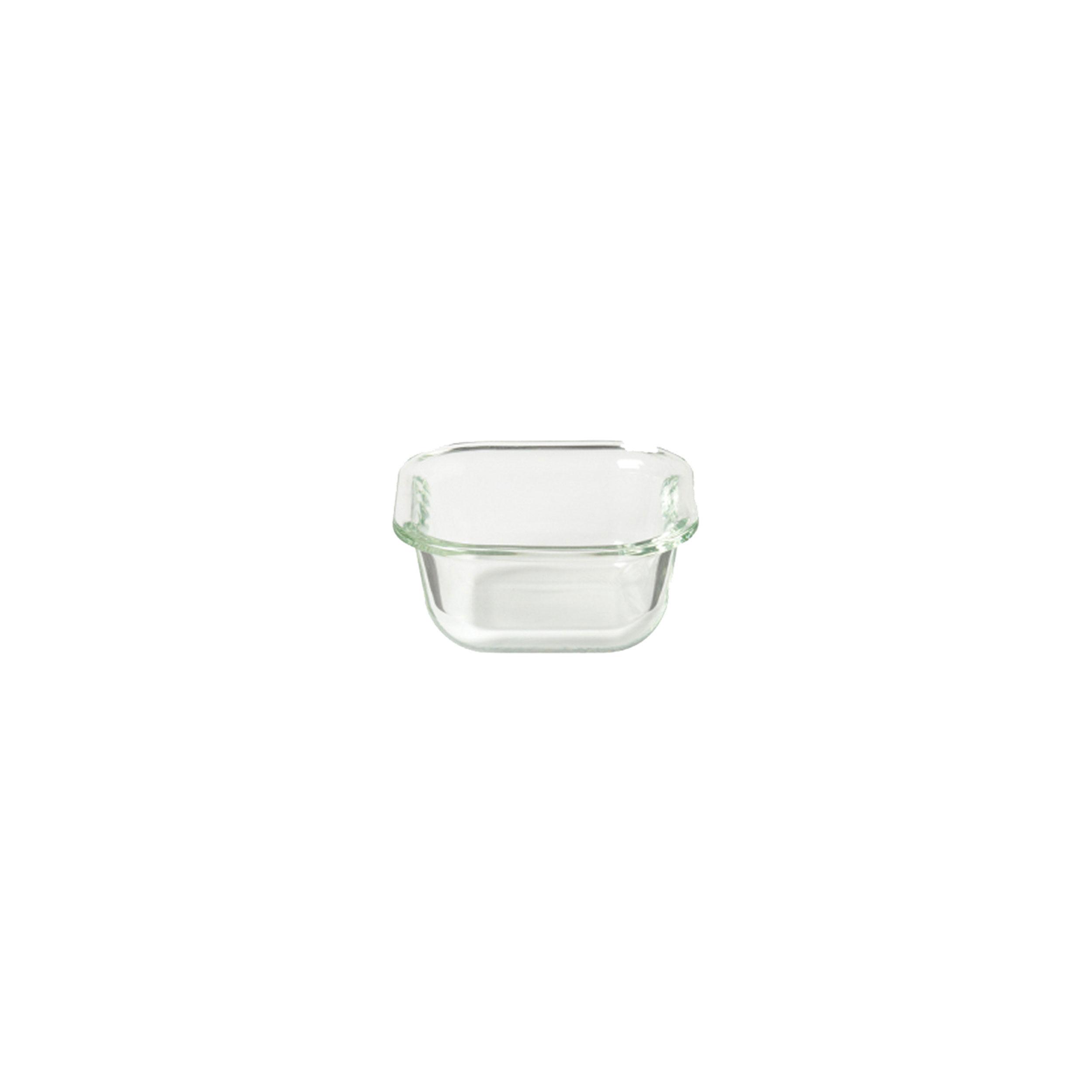 Leonardo Gusto Ofenform Auflaufform Ofen Form Klarglas Glas 100 ml