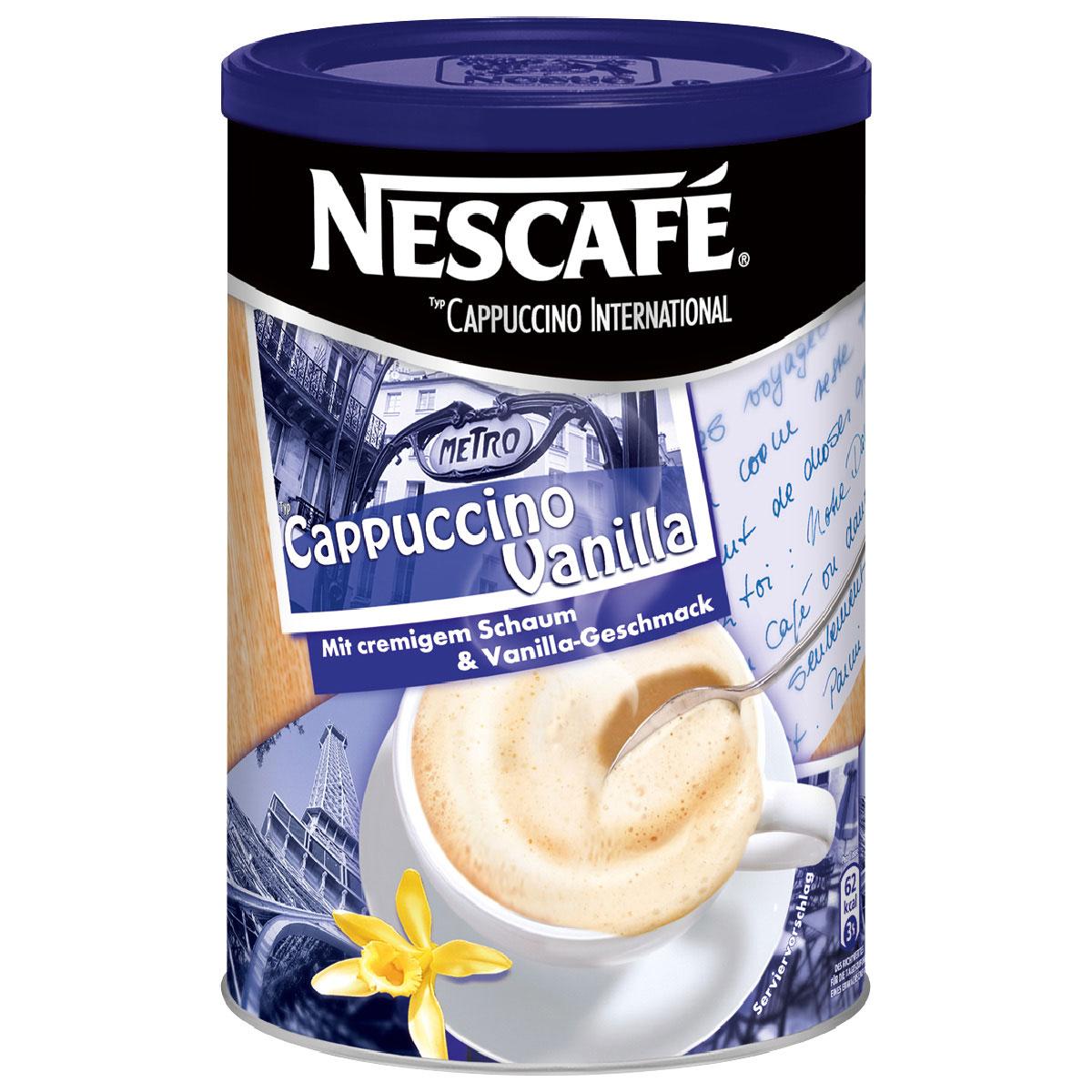 Capsule Cafe Vanille Tassimo