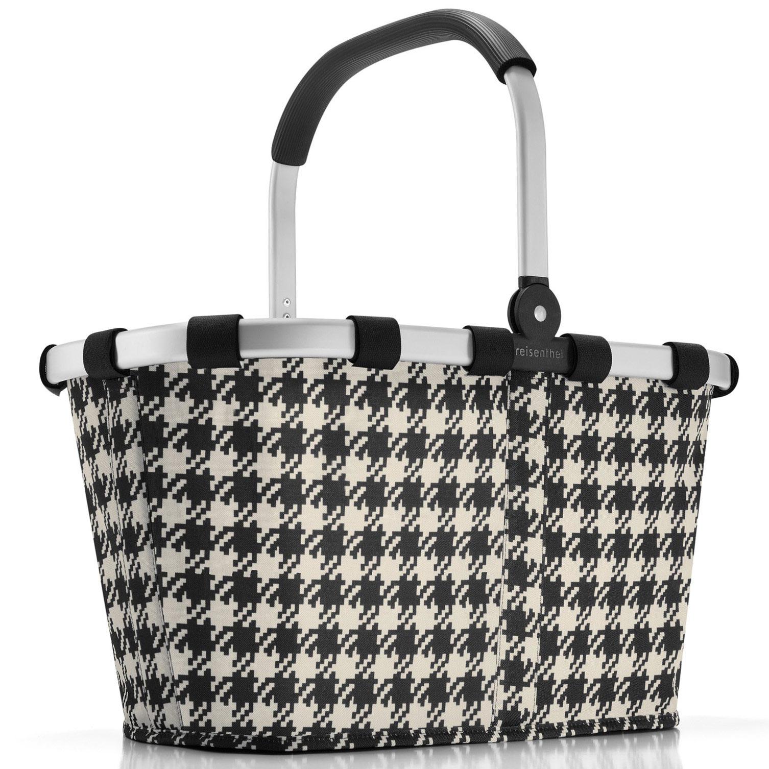 reisenthel Carrybag, Shopping Basket, Shopper, fifties black, BK7028 at  About-Tea.de Shop