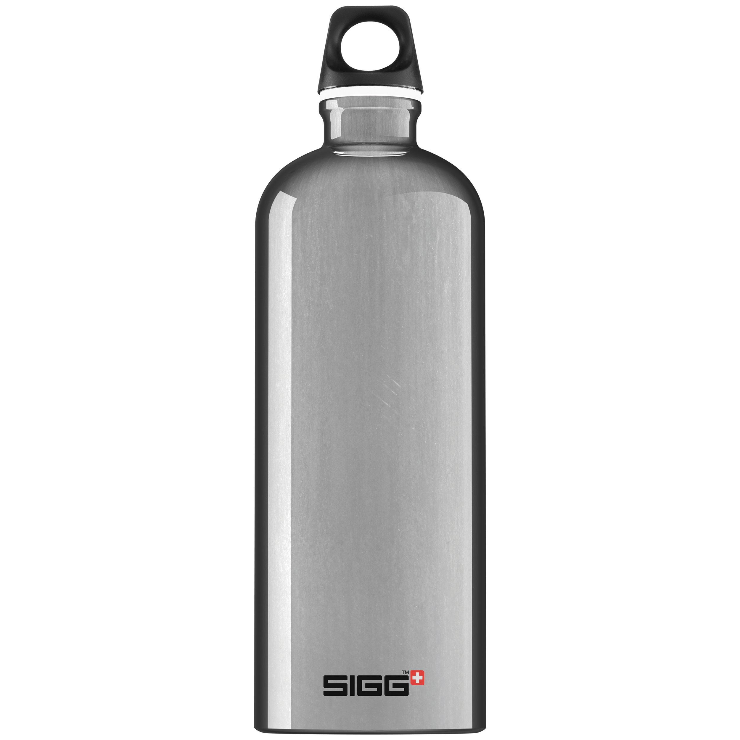 Sigg Drinking Bottle Traveller Alu Aluminium Screw Cap